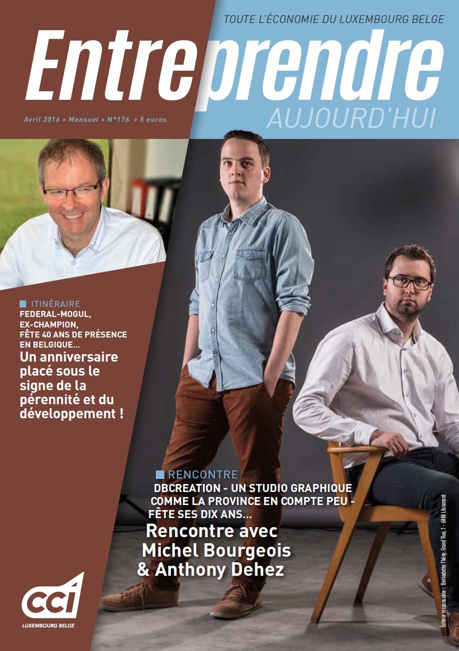 Entreprende Aujourd'hui - CCILB